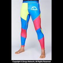 Manto Multicolor Grappling Spats